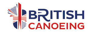 Sally Cowan UK Garment Prototyping Client British Canoeing Logo